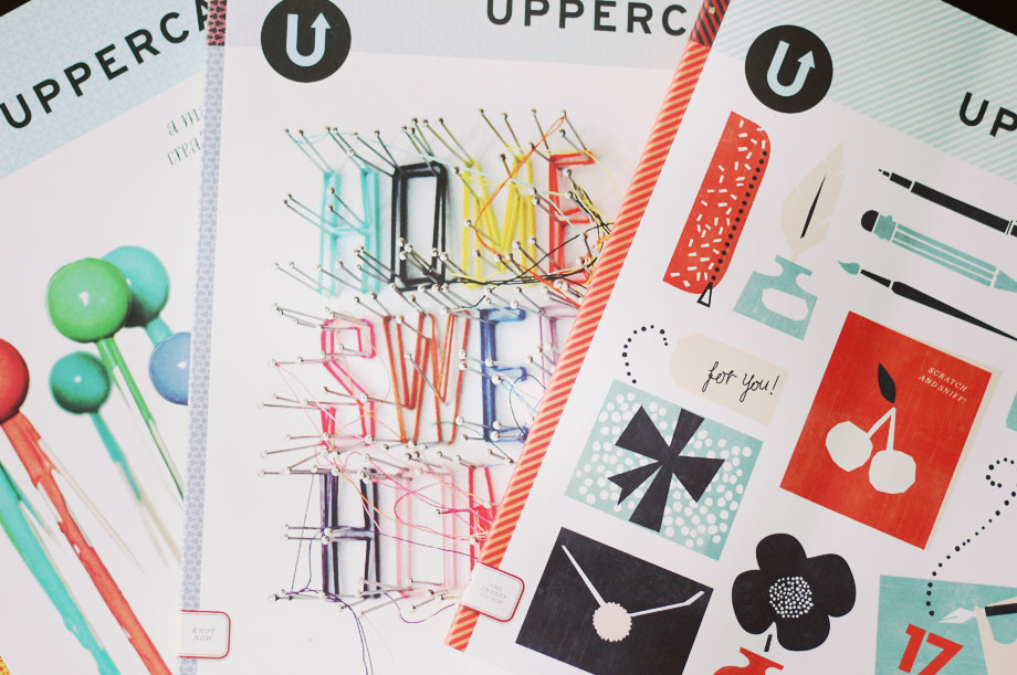 UPPERCASE Magazine Steal