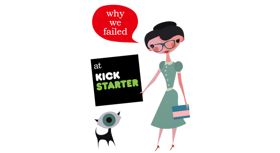 Conclusions from a Failed Kickstarter Campaign