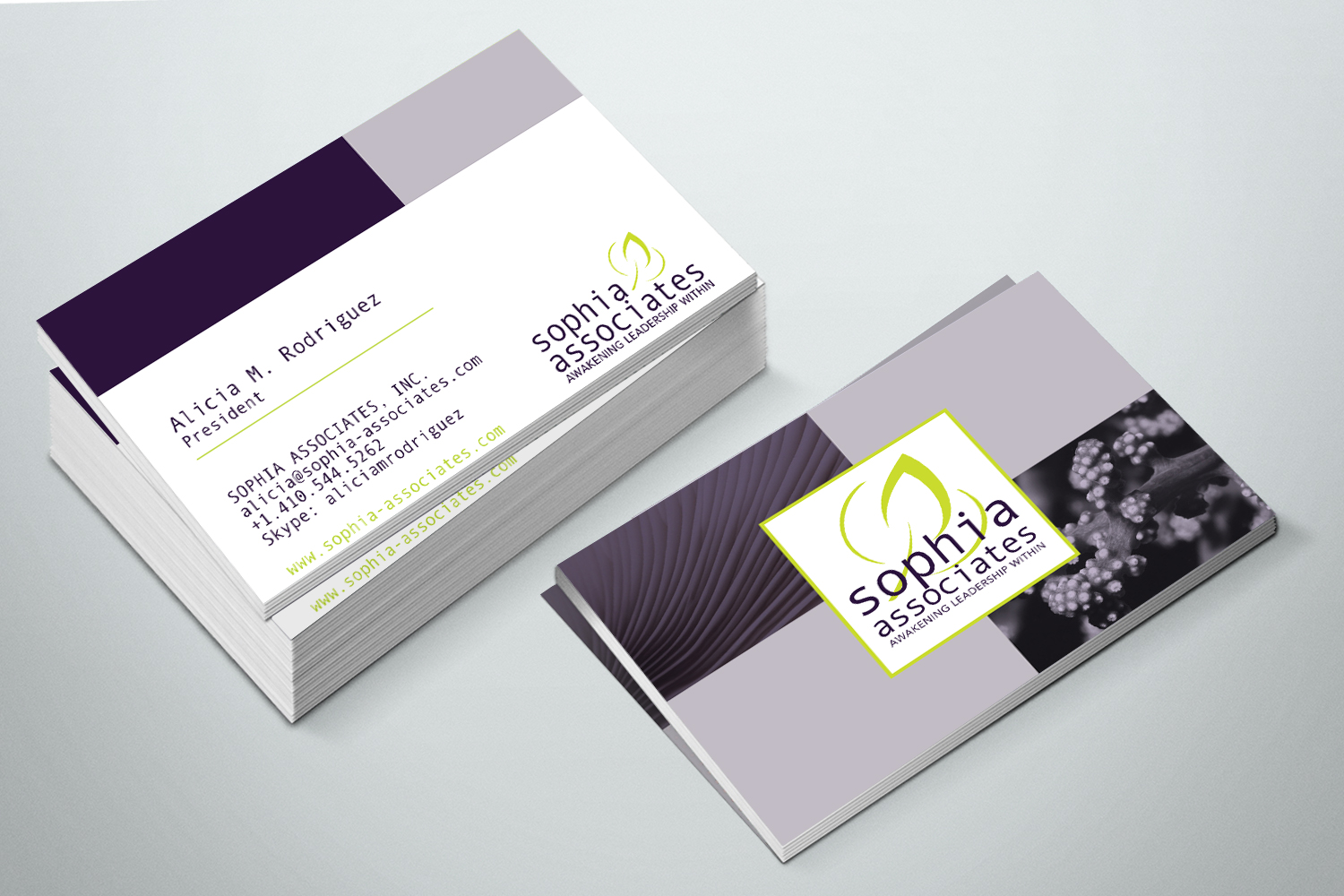 Business card design for a global collaborative of professional business card design for a global collaborative of professional coaches consultants reheart Choice Image
